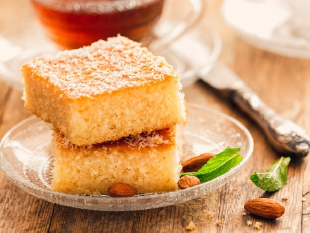 Лесен пандишпанов кекс - снимка на рецептата